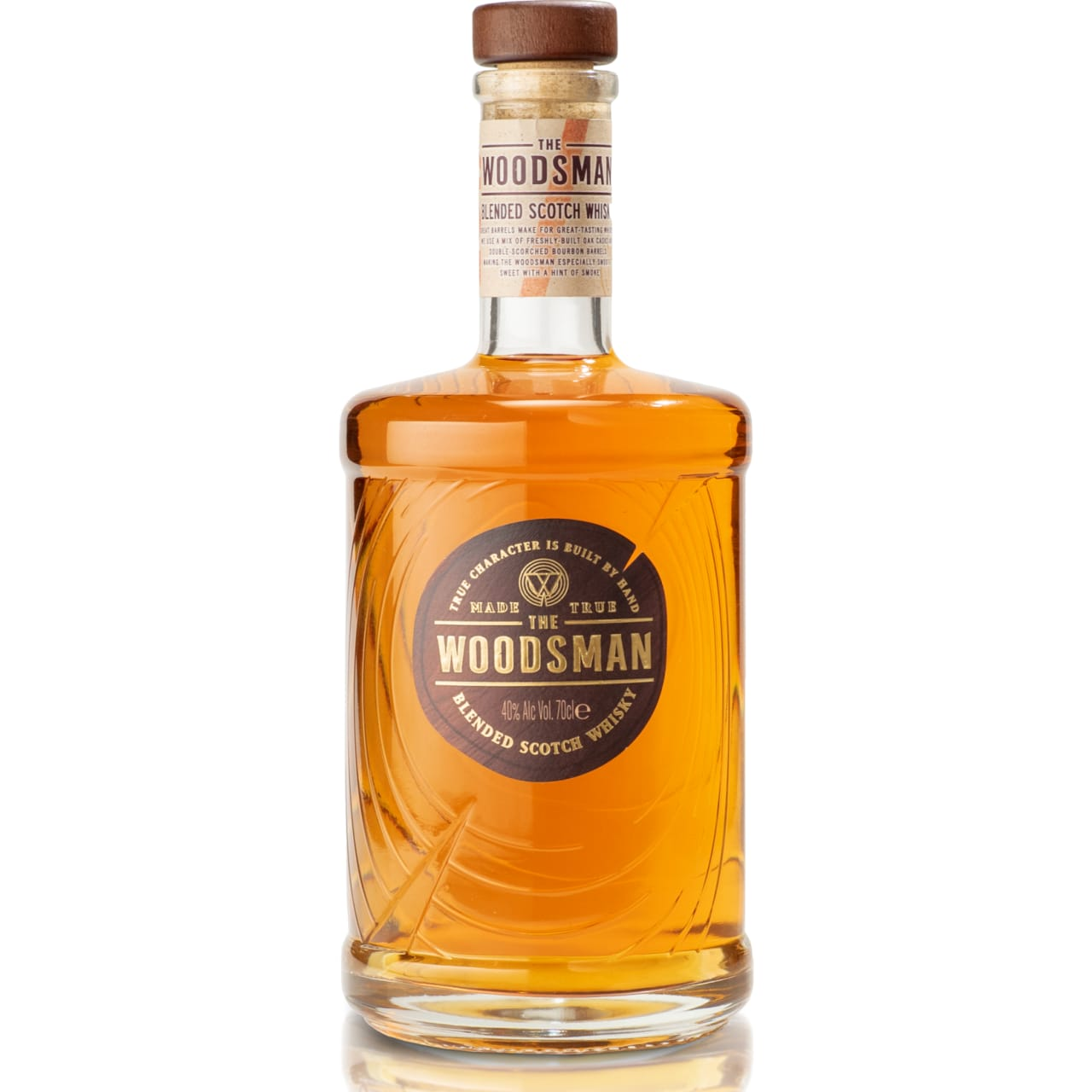 Product Image - The Woodsman Blended Scotch