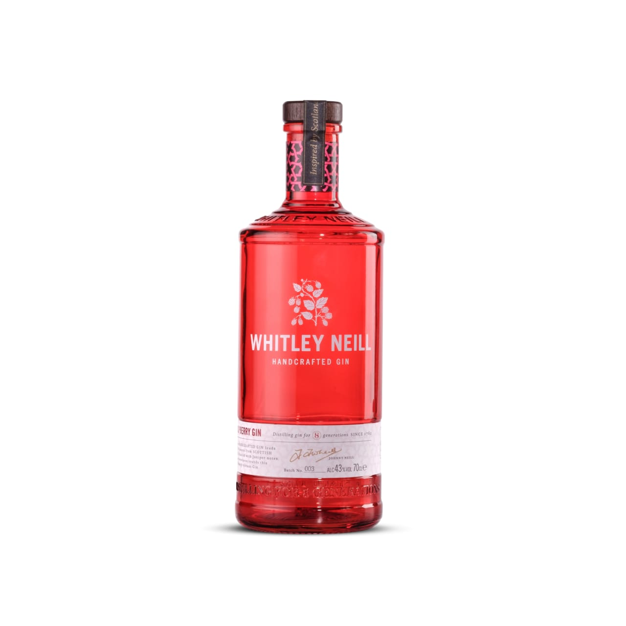 Product Image - Whitley Neill Raspberry Gin