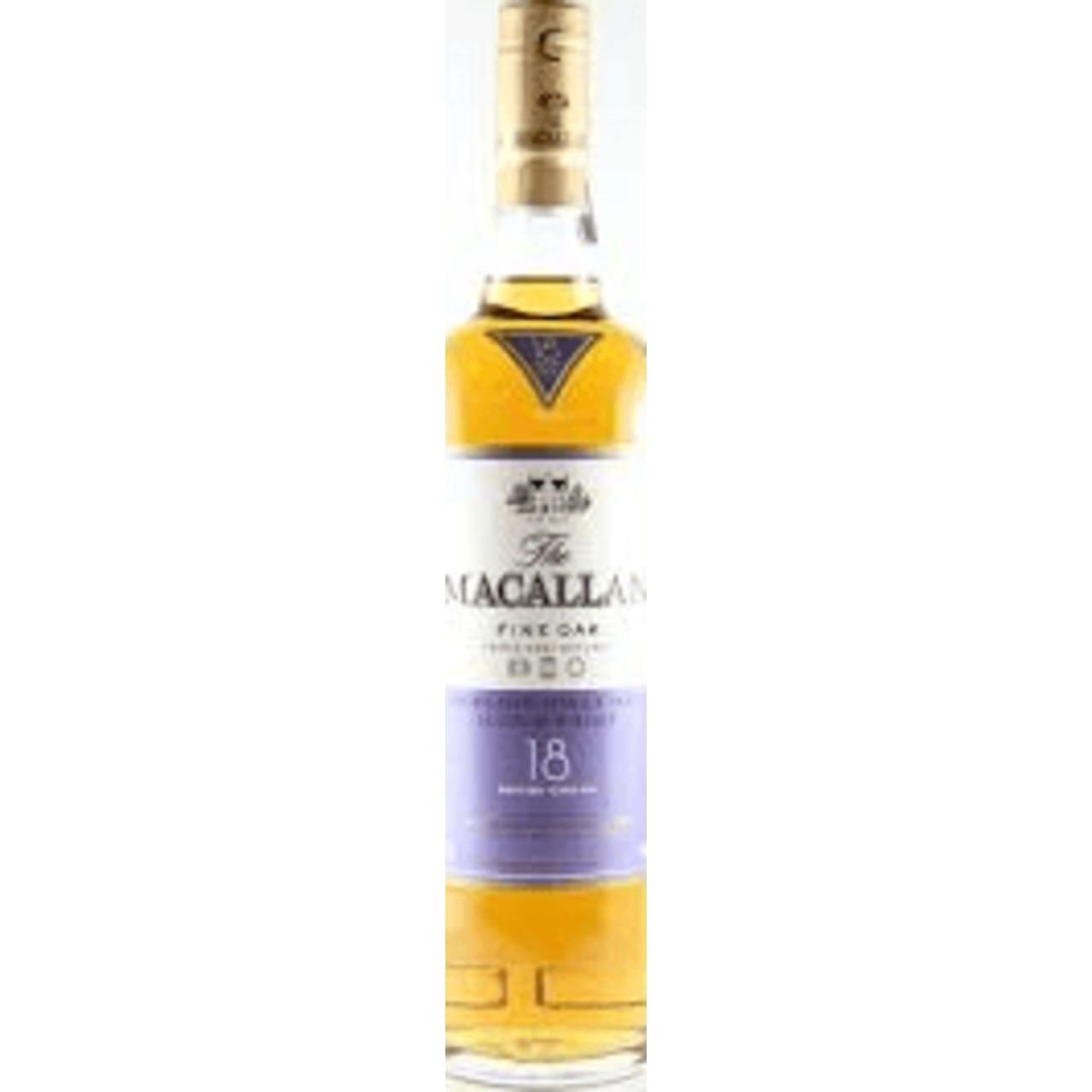 Product Image - The Macallan 18yo Triple Cask Single Malt
