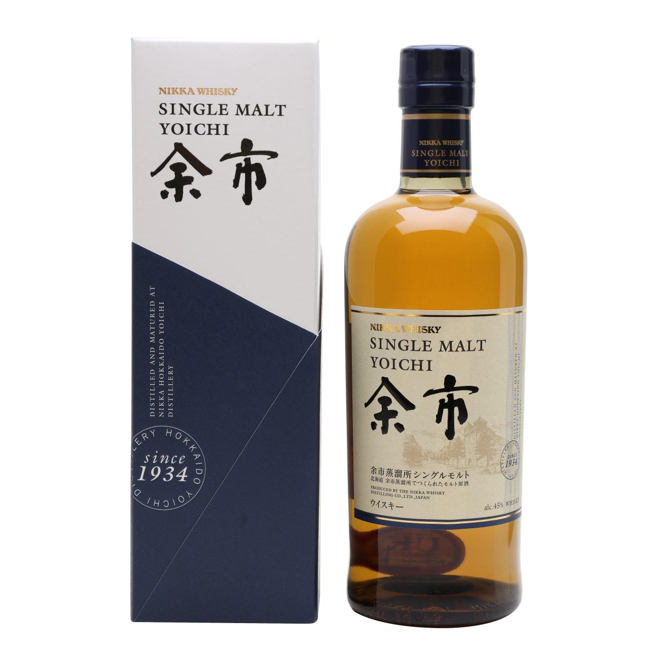 Product Image - Nikka Yoichi Single Malt Whisky