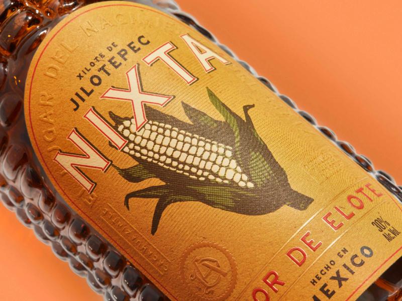 Nixta Mexican Liqueur
