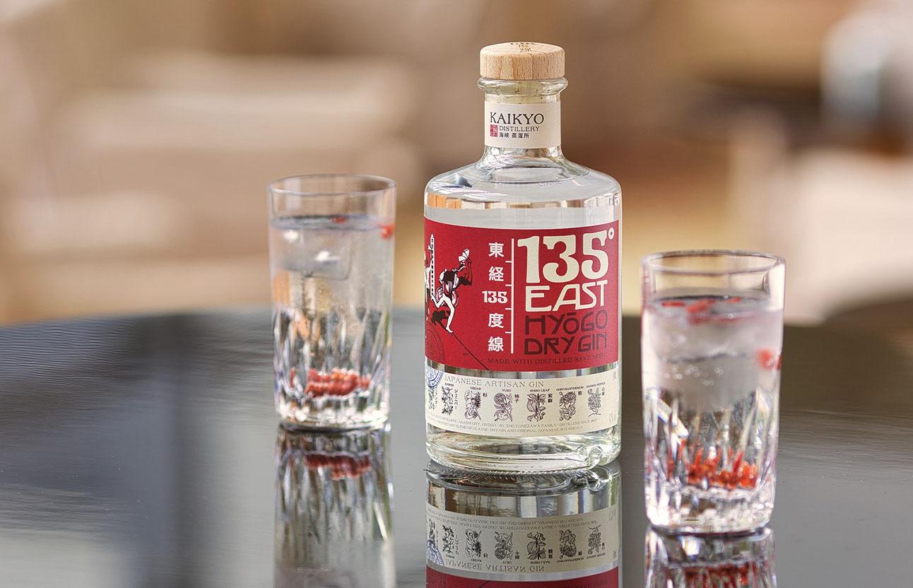 135 East Hyogo Gin