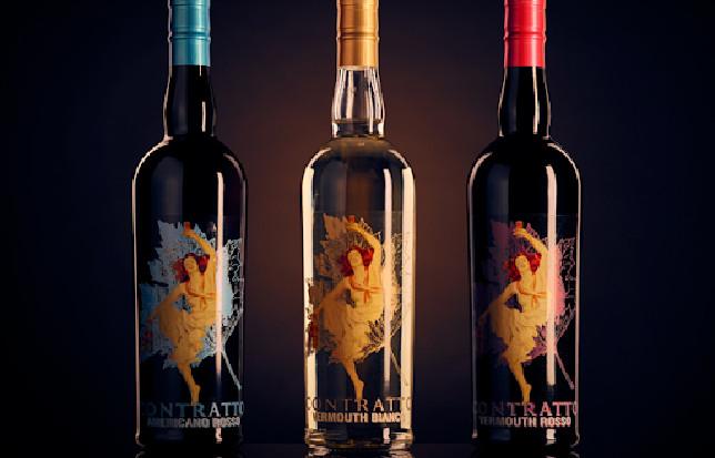 Contratto Vermouth Rosso