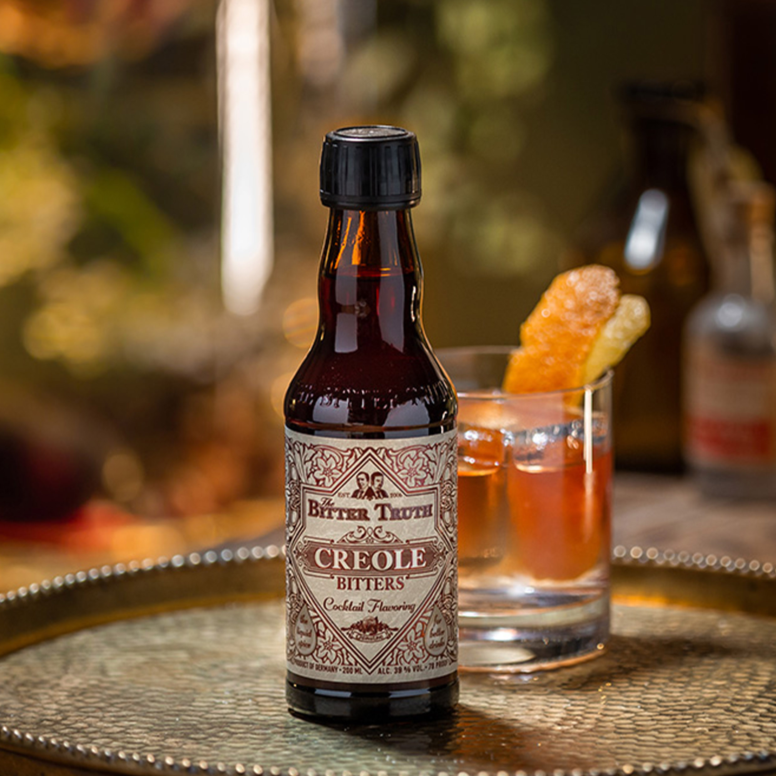 The Bitter Creole Chocolate Bitters