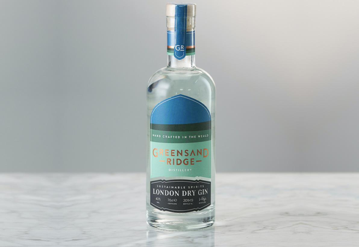 Greensand Gin