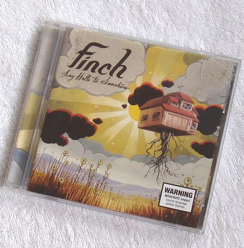 Hardcore Emo - Finch Say Hello To Sunshine CD 2005