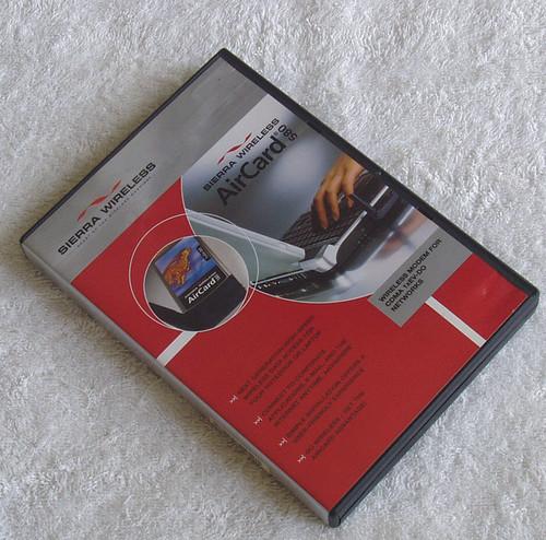 CDMA AirCARD 580 Portable Wireless Modem Kits (New & Used Mix)