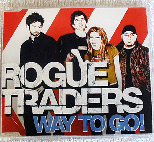 Electronic Pop - ROGUE TRADERS Way To Go!  CD Single 2007