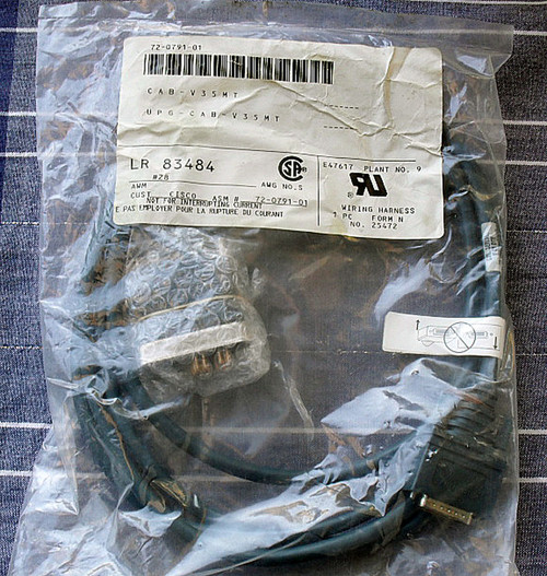 CISCO V35 DTE 72-0791-01 - 10 foot Serial cable