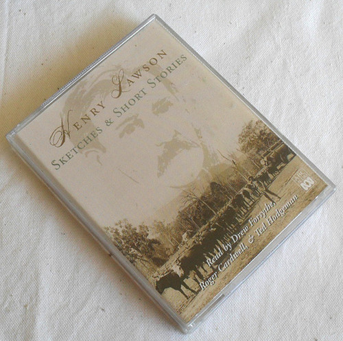 Henry Lawson Sketches & Stories 2x Cassettes 2001