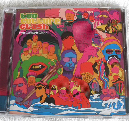 Ragga Hip Hop - Two Culture Clash Self Titled CD 2004