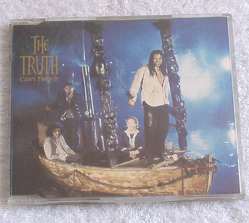 Funky Rock - The Truth - Can't Help it CD Single 1992