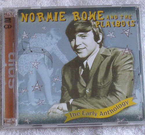 Pop - Normie Rowe And The Playboys Early Anthology 2x CD