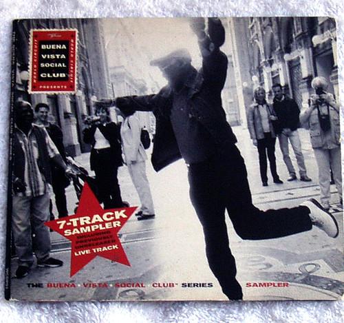 Afro Cuban - Buena Vista Social Club Promo CD 2000