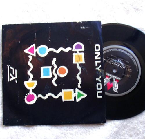 "Pop Rock - F.X Only You 7"" Vinyl 1985"