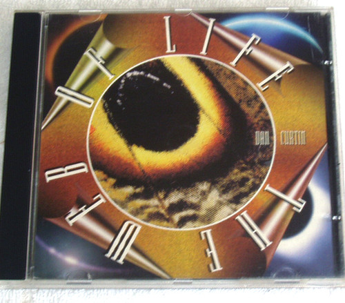 Techno - DAN CURTIN The Web Of Life (Compilation of Vinyl releases) CD 1995