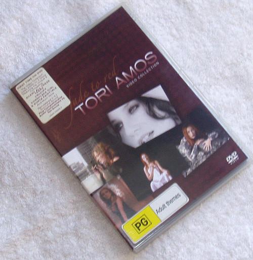 Alternative Rock  - Tori Amos Fade To Red 2x DVD 2006