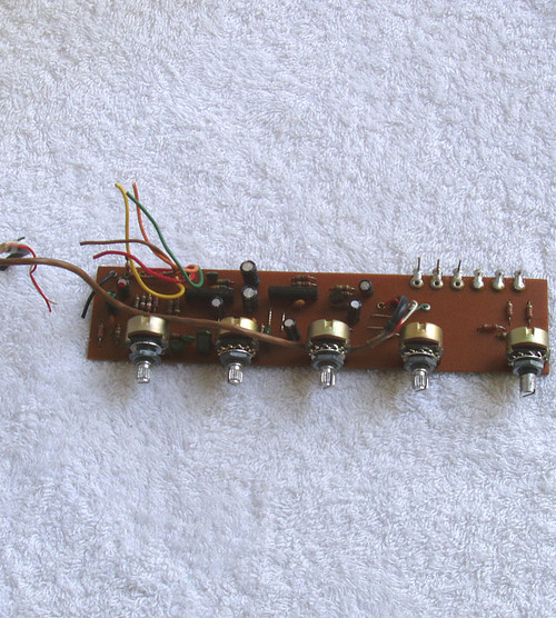 1970's BOSS ROLAND KM-60 Mixer Channel Module