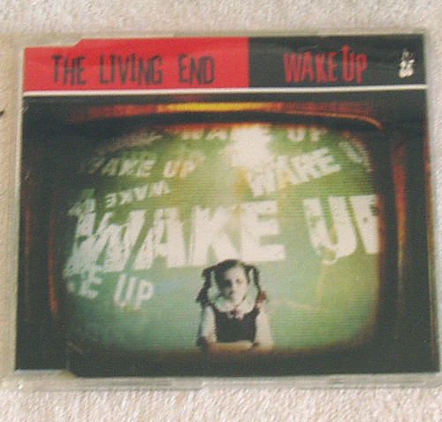 Alternative Rock - The Living End Wake Up CD Single 2006