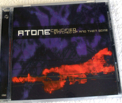 Dub IDM - ATONE Crucified Stitched Up And Them Some CD 1998