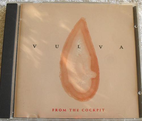 IDM Techno - VULVA From The Cockpit CD 1994