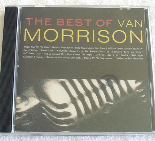 Blues Rock - VAN MORRISON The Best Of CD 1990