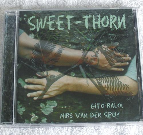 African Folk - GITO BALOI & NIBS VAN DER SPUY Sweet Thorn CD 2004
