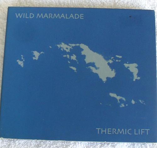 Didgeridoo & Drum Dance - WILD MARMALADE Thermic Lift CD (Digipak) 2011