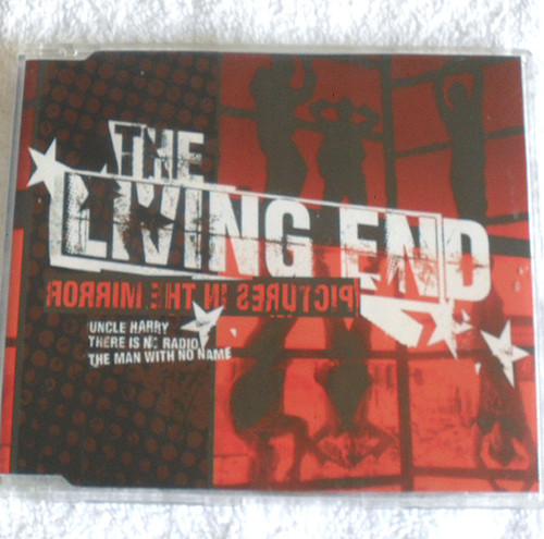 Alternative Rock - THE LIVING END Pictures In The Mirror CD Single 2000