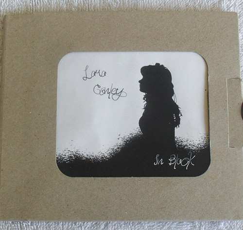 Traditional Folk - LARA CONLEY Thursdays In Black CD (Card Sleeve) 2009
