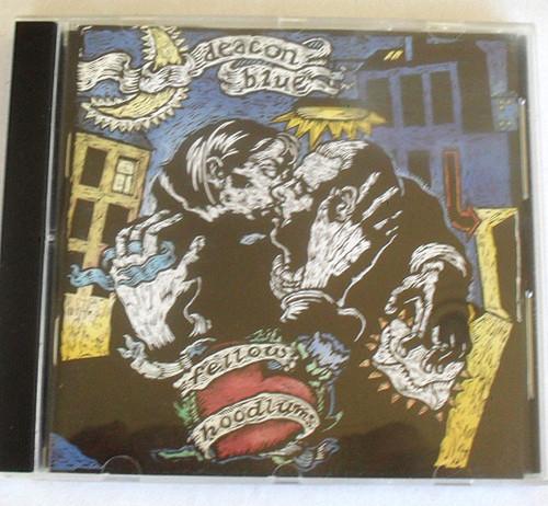 Blues Pop Rock - DEACON BLUE Fellow Hoodlums CD 1991