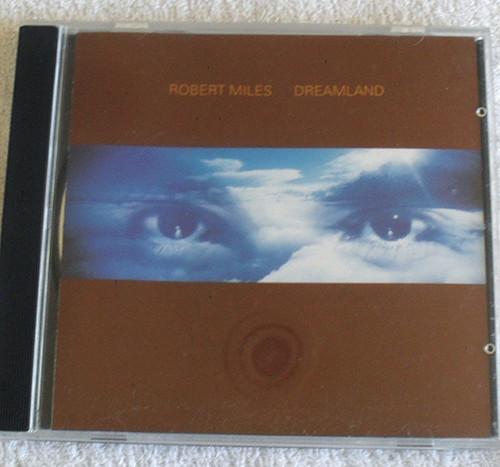 Progressive Trance - ROBERT MILES Dreamland CD 1996