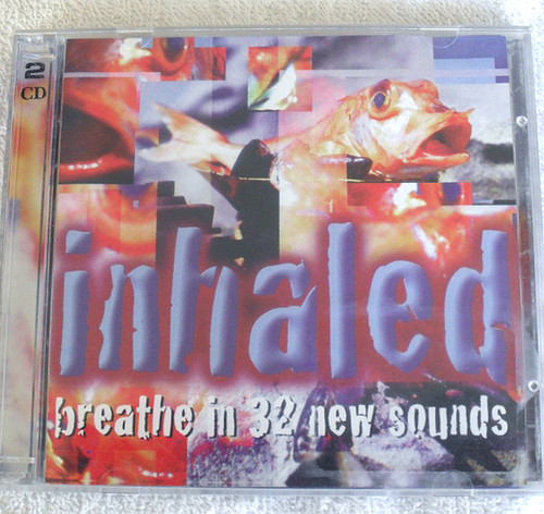 Rock Pop - INHALED (Compilation)  2x CD 1997