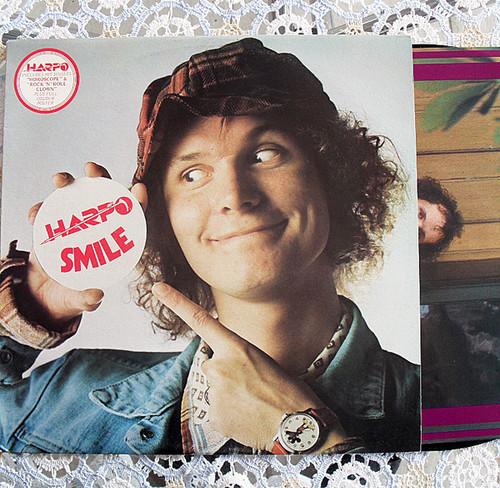 Pop Rock - Harpo Smile Vinyl 1976
