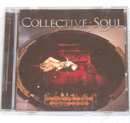 Alternative Rock - Collective Soul Disciplined Breakdown CD 1997