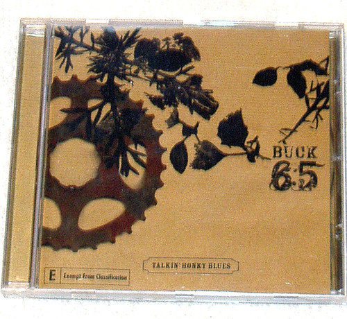 Abstract Experimental - Buck 65 Talkin' Honky Blues CD 2003
