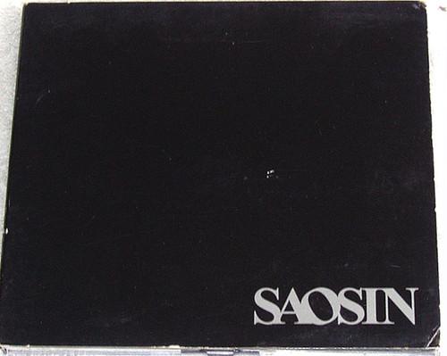 Indie Rock - SAOSIN Self Titled Digipack CD 2005