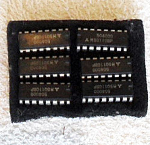 Mitsubishi M50110 PCM Special function IC   New Old Stock