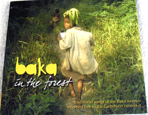 Yelli Music - Baka In The Forest CD 2009