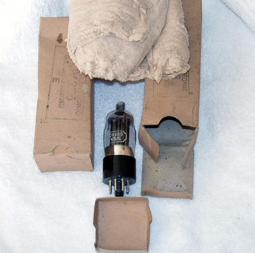 Damping Diode Mil Spec WWII Vintage CV265 (19E2) Valve NIB