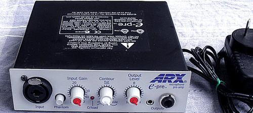 Professional Australian ARX ePre DAW Mic Preamp