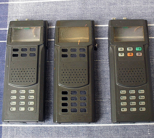 Philips Transceiver Model: PRP73 Cases 3x as seen in the photograph