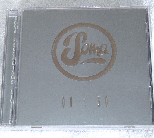 House Techno - SOMA RECORDINGS LIMITED (Compilation) CD 1997