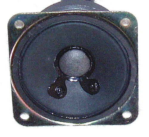 Small USA speaker for audio monitoring MISCO DC22S