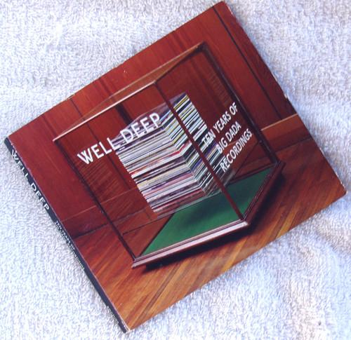 Abstract Electro - WELL DEEP Ten Years Of Big Dada Recordings 2x CD 2007
