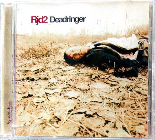 Abstract Instrumental - RJD2 Deadringer CD 2002