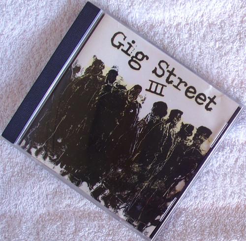 Jazz Funk Soul - GIG STREET III CD 2003