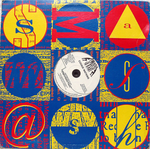 """Deep House -  COOKIE WATKINS I'm Attracted To You 12"""" Vinyl 1991"""