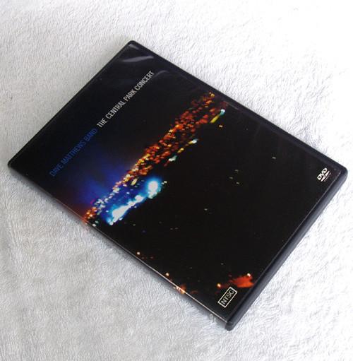DVD NTSC - Dave Matthews Band Central Park Concert 2003