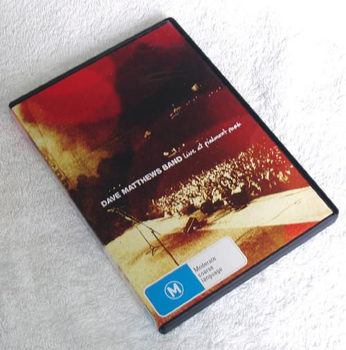 2x DVD PAL All Region - Dave Matthews Band @ Piedmont Park